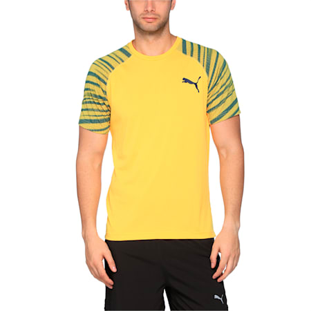 Active Training Dri-Release® T-Shirt, ULTRA YELLOW, small-IND