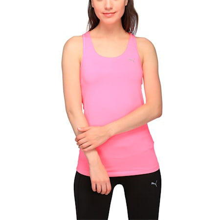 Essential RB Women's Tank Top, KNOCKOUT PINK, small-IND