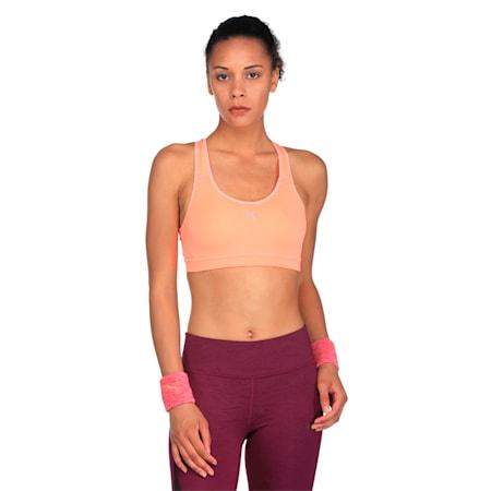 Training Women's PWRSHAPE Cardio Bra, Nrgy Peach, small-IND