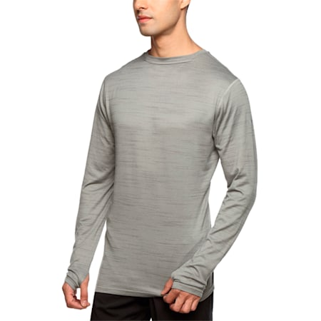 Rebel-Run L S Tee, Medium Gray Heather, small-IND