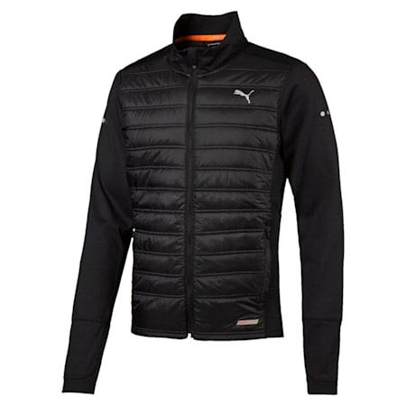Running PWRWARM Men's Padded Jacket, Puma Black, small-IND