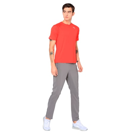 Running dryCELL Men's T-Shirt, High Risk Red, small-IND