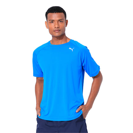 Running dryCELL Men's T-Shirt, Cantaloupe, small-IND