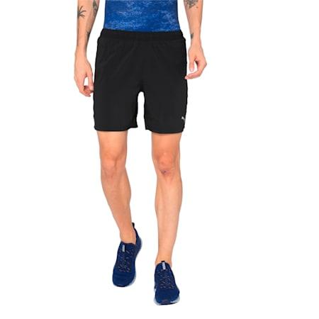 Running Men's Shorts, Puma Black, small-IND