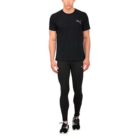 Running Men's Tights, Puma Black, small-IND
