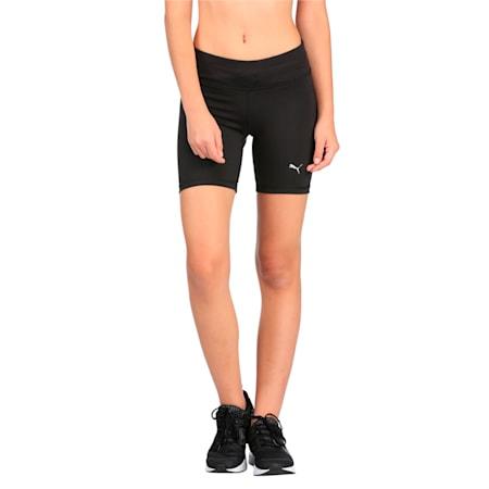 Running Women's Tights, Puma Black, small-IND