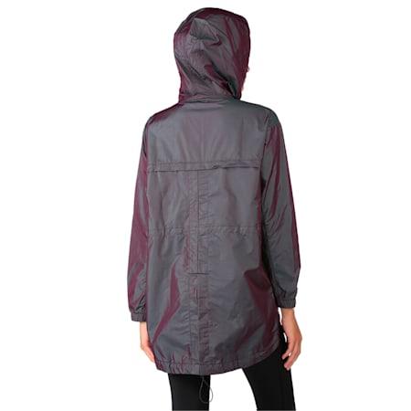 Active Training Women's Explosive Jacket, Plum Perfect-Iridescent, small-IND