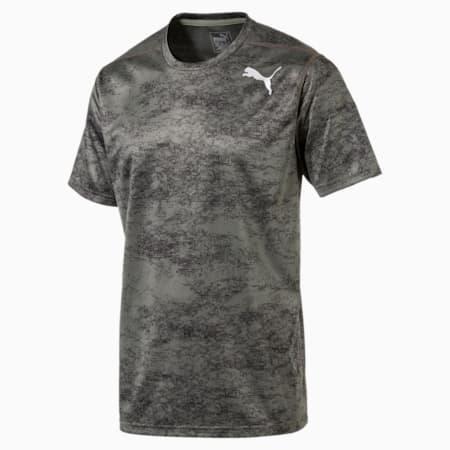Training Men's Tech Graphic T-Shirt, castor gray, small-SEA