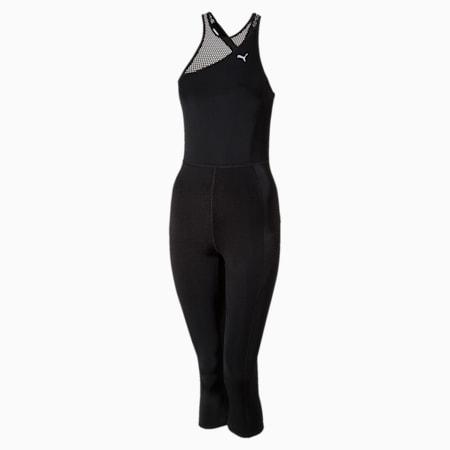 Active Training Women's Explosive Bodysuit, Puma Black, small-IND