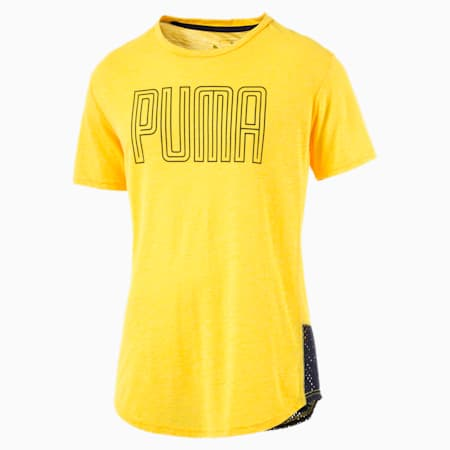 Active Training Men's Dri-Release® Novelty Graphic T-Shirt, ULTRA YELLOW Heather, small-IND