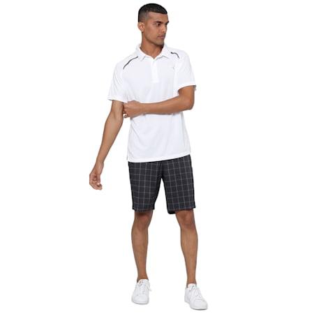 Men's Essential Polo, Puma White, small-IND