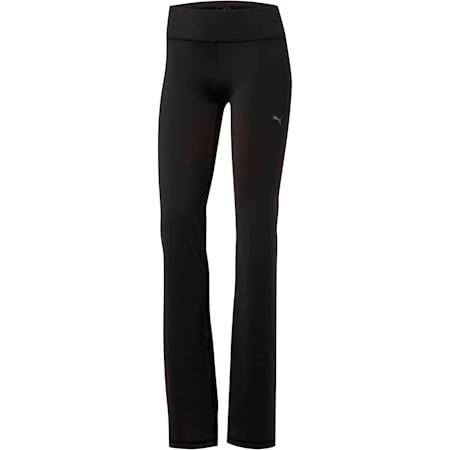 Fitness Essential Straight Leg Tights, Puma Black, small