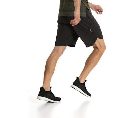 Running Men's Energy Shorts, Puma Black, small-IND