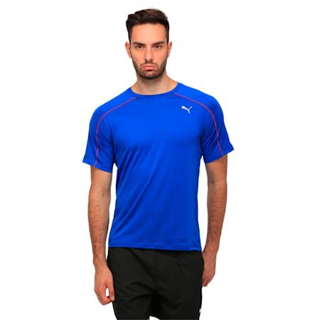 Running Men's Speed T-Shirt, Lapis Blue, small-IND