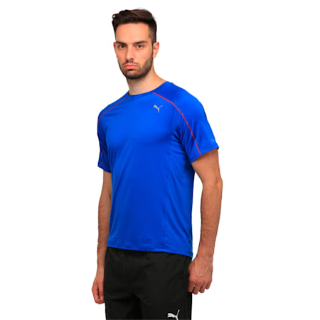 Running Men's Speed T-Shirt, Lapis Blue, small-IND