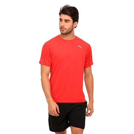Running Men's Speed T-Shirt, Toreador, small-IND
