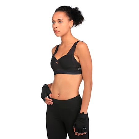 Training Women's PWRSHAPE Control III Bra, Puma Black, small-IND
