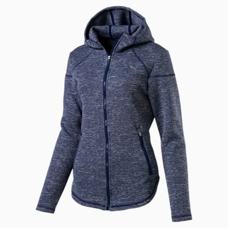 Active Training Women's Nocturnal Winterized Jacket, Blue Depths Heather, small-IND