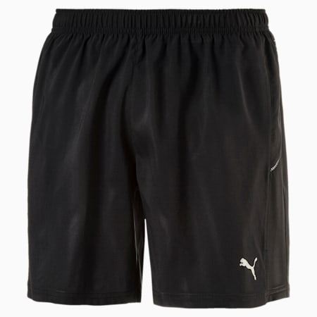 "PUMA Core Running 7"" Shorts, Puma Black, small-SEA"