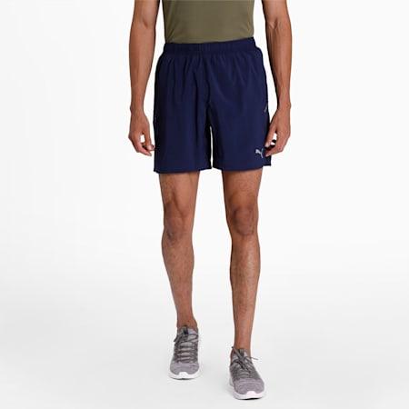 "PUMA Core Running 7"" Shorts, Peacoat, small-IND"