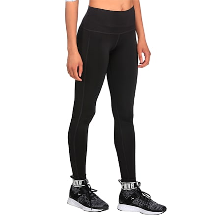Active Training Women's Everyday Train Tights, Puma Black, small-IND