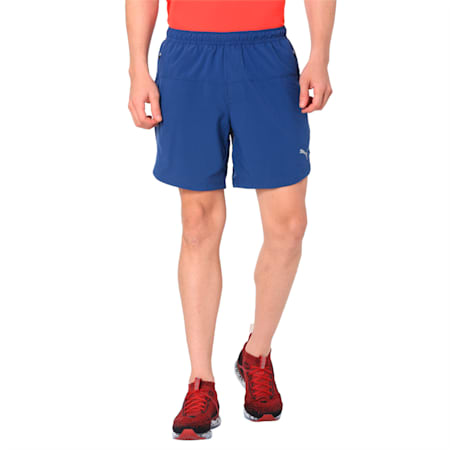 Pace 7'' Men's Running Shorts, Sargasso Sea, small-IND