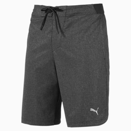 Oceanaire Hybrid Men's Shorts, Puma Black Heather, small-IND