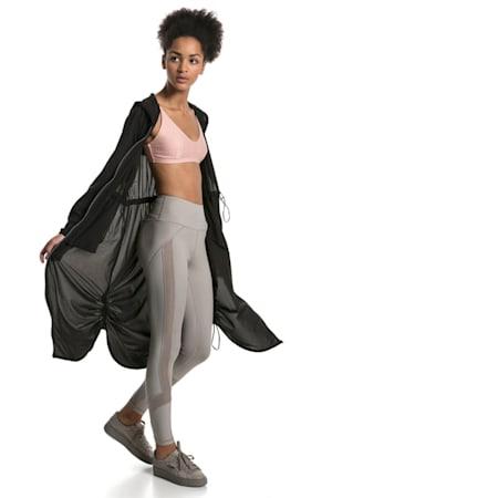 En Pointe Women's Zip-Up Jacket, Puma Black, small-IND