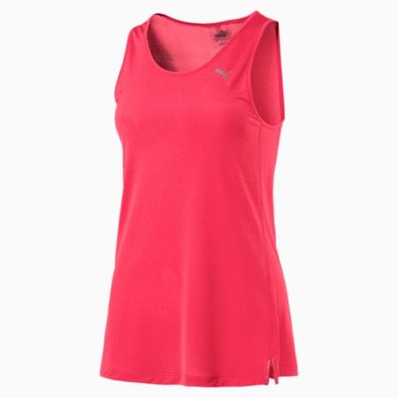 Core-Run Women's Tank Top, Paradise Pink, small-SEA