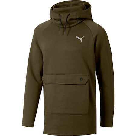 BND Tech Dual Pullover, Forest Night, small