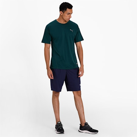 A.C.E. Short Sleeve Men's dryCELL Training Top, Ponderosa Pine, small-IND