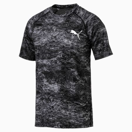 VENT Graphic Men's Tee, Puma Black, small-IND