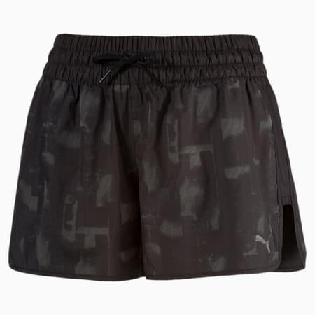 Explosive Women's Training Night Shorts, Puma Black, small-SEA