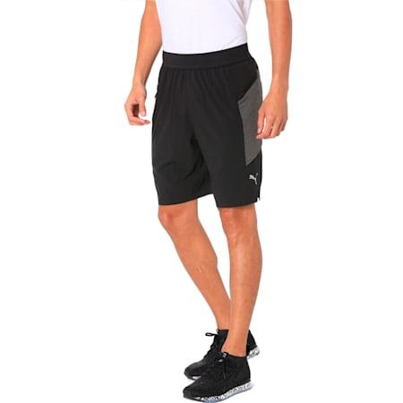 NeverRunBack 9'' Men's Training Shorts, Puma Black, small-IND