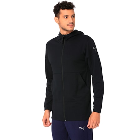 Energy FZ Jacket Puma Black, Puma Black, small-IND