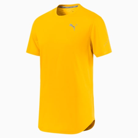 Triblend Men's Tee, Spectra Yellow, small