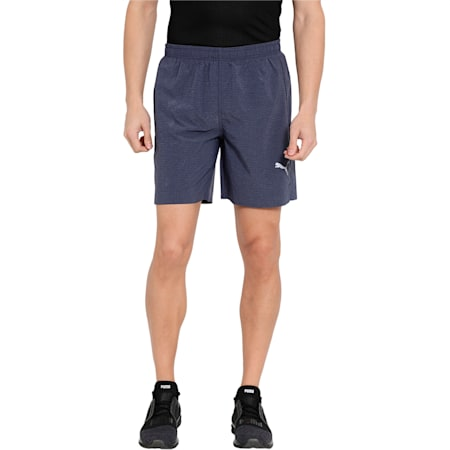 Pace Novelty Men's Shorts, Peacoat, small-IND