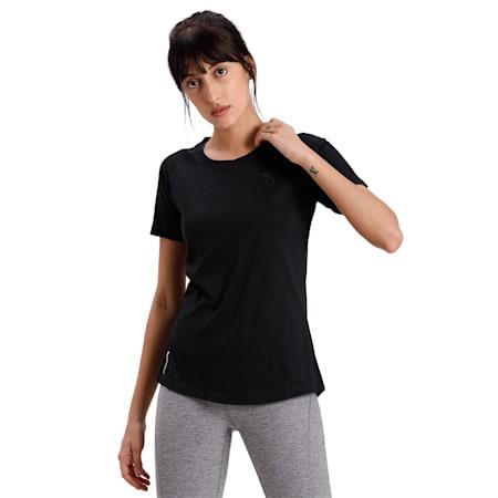 Training dryCELL Women's A.C.E. Raglan T-Shirt, Puma Black, small-IND