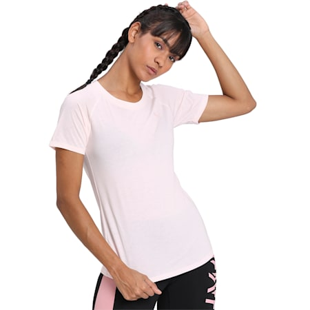 Training dryCELL Women's A.C.E. Raglan T-Shirt, Rosewater, small-IND
