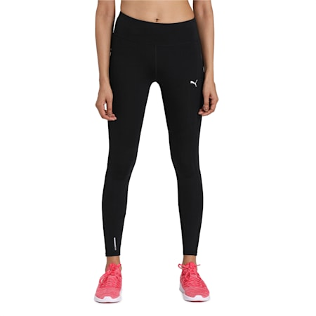 Always On Solid Women's 7/8 Training Leggings, Puma Black, small-IND