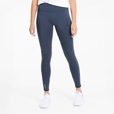 Always On Solid dryCELL Women's 7/8 Training Leggings, Dark Denim, small-IND
