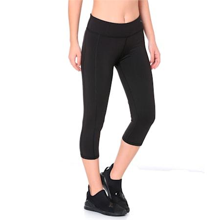 Women's Essential 3/4 Tight, Puma Black, small-IND