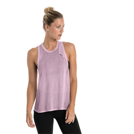 Running Women's IGNITE Mono Tank Top, Winsome Orchid, small-IND