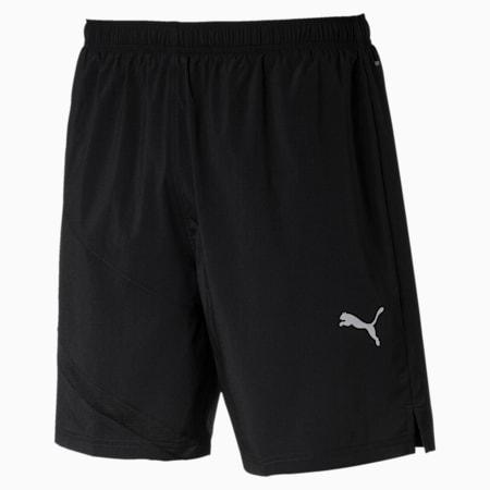 IGNITE Woven dryCELL Men's Training Shorts, Puma Black-Puma Black, small-IND