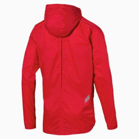 CHAQUETA PUMA Lightweight Hooded Jacket High Risk Red