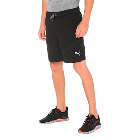 "Pace 7"" Men's Running Shorts, Puma Black, small-IND"