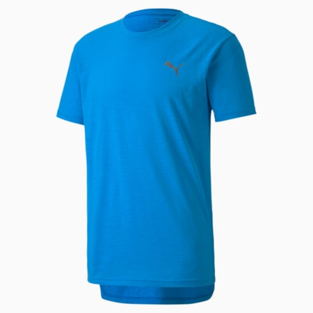 Energy Short Sleeve dryCELL Training T-Shirt, Nrgy Blue Heather, small-IND