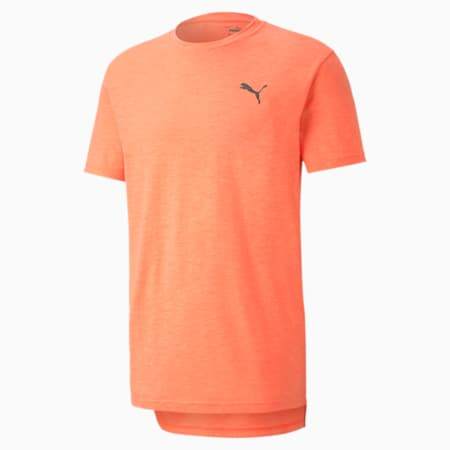 Energy Short Sleeve dryCELL Training T-Shirt, Nrgy Peach Heather, small-IND