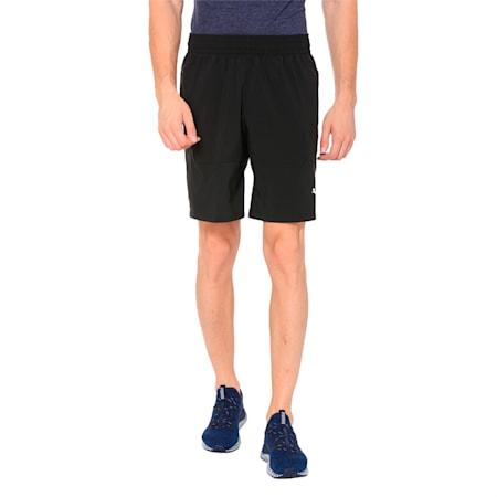 "Energy Woven 9"" Men's Running Shorts, Puma Black, small-IND"
