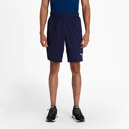 Energy Knitted dryCELL Men's Training Shorts, Peacoat-Ponderosa Pine, small-IND